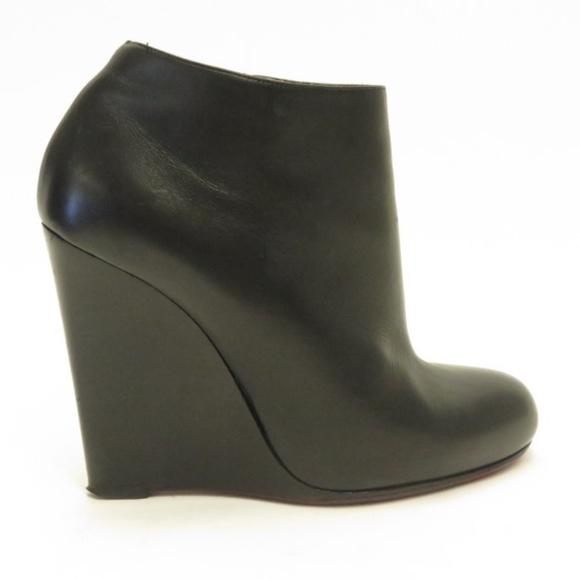 f634d8a3c3a Christian Louboutin Shoes - Christian Louboutin Belle Zeppa 100 Wedge Boot